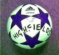 Highfields Football