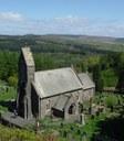 Church at Llanwonno