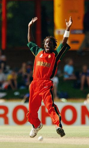 Henry Olonga Cricket