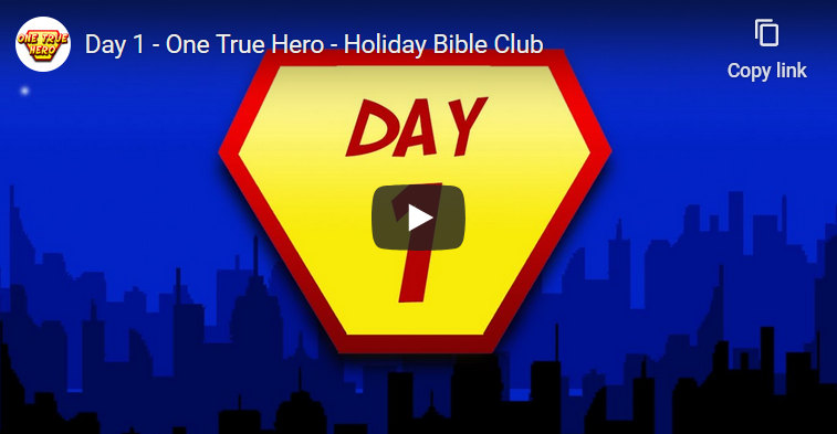 Holiday Club Day 1