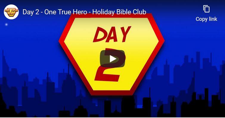 Holiday Club Day 2