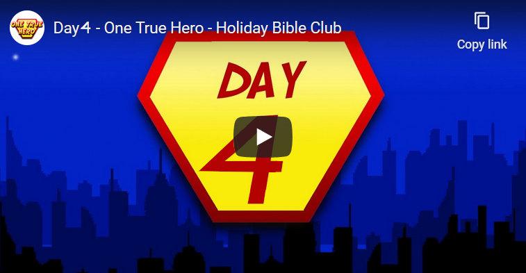 Holiday Club Day 4