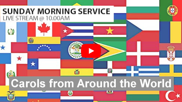 Carols from around the world 2020 - 10am