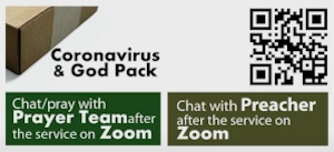 Coronavirus and God pack