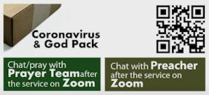 Coronavirus and God pack