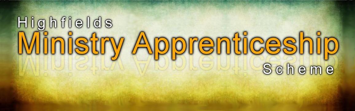 Ministry Apprentice Scheme
