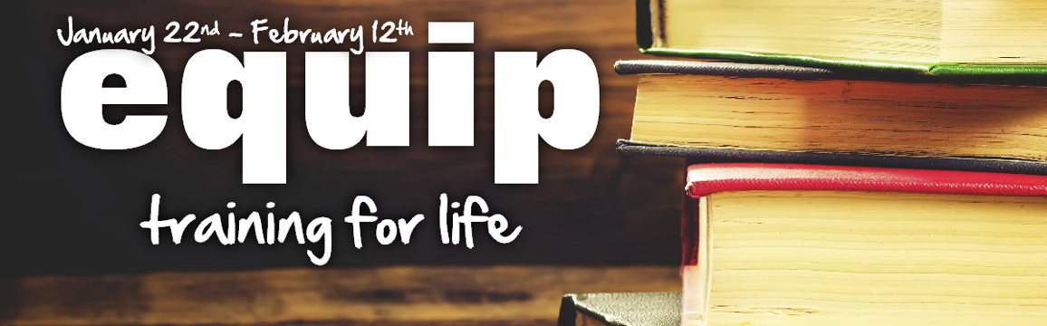 Equip - Training for Life