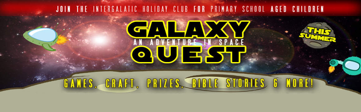 Galaxy Quest - An Adventure in Space