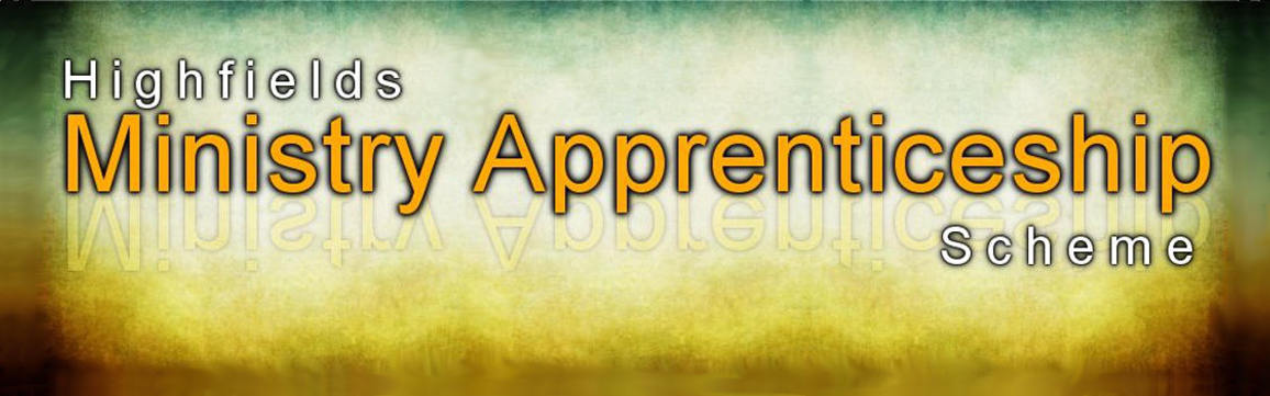 Ministry Apprenticeship Scheme