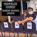 Sunday School Update