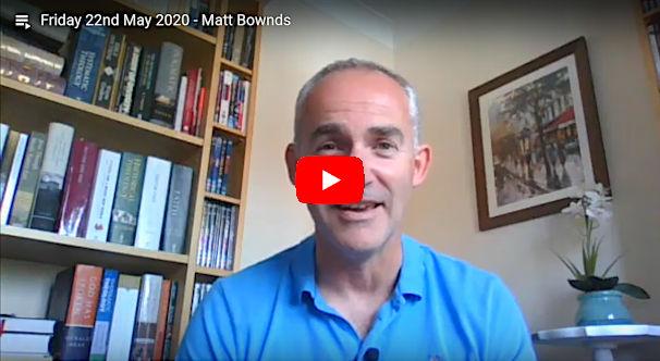 Daily Devotional Matt Bownds