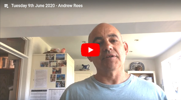 Daily Devotional Andrew Rees