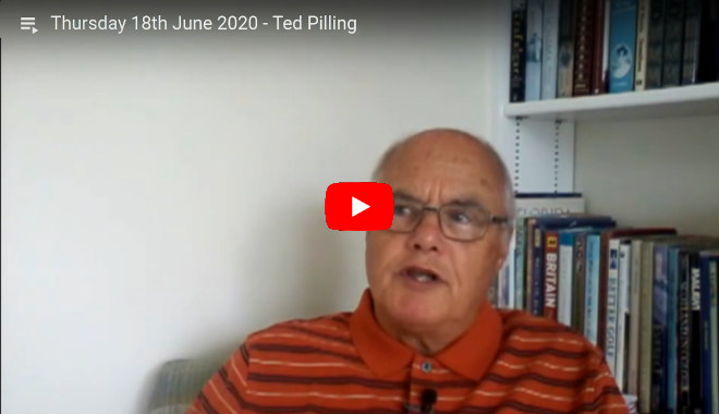 Daily Devotional Ted Pilling
