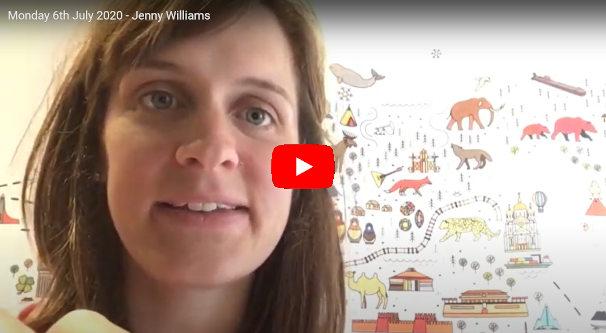 Daily Devotional Jenny Williams