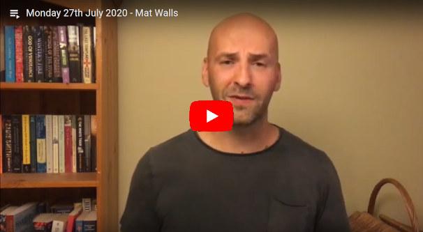 Daily Devotional Matt Walls