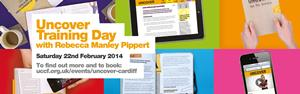 Uncover Training Day with Rebecca Manley Pippert Saturday 22nd february 2014